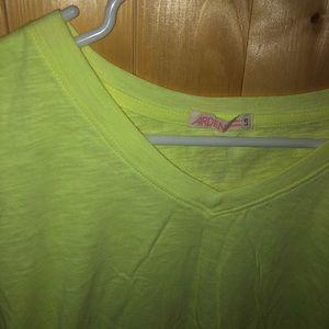 Ardene Tops - Yellow Neon T-Shirt